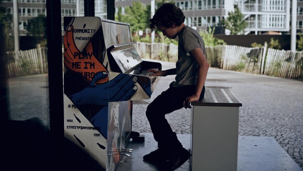 urbanistic da pianist